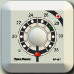 Терморегулятор ТР-01М с цифровым интерфейсом