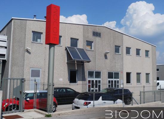 Офис BIODOM в Словении