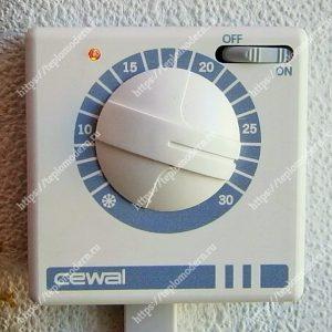 Терморегулятор Cewal RQ30