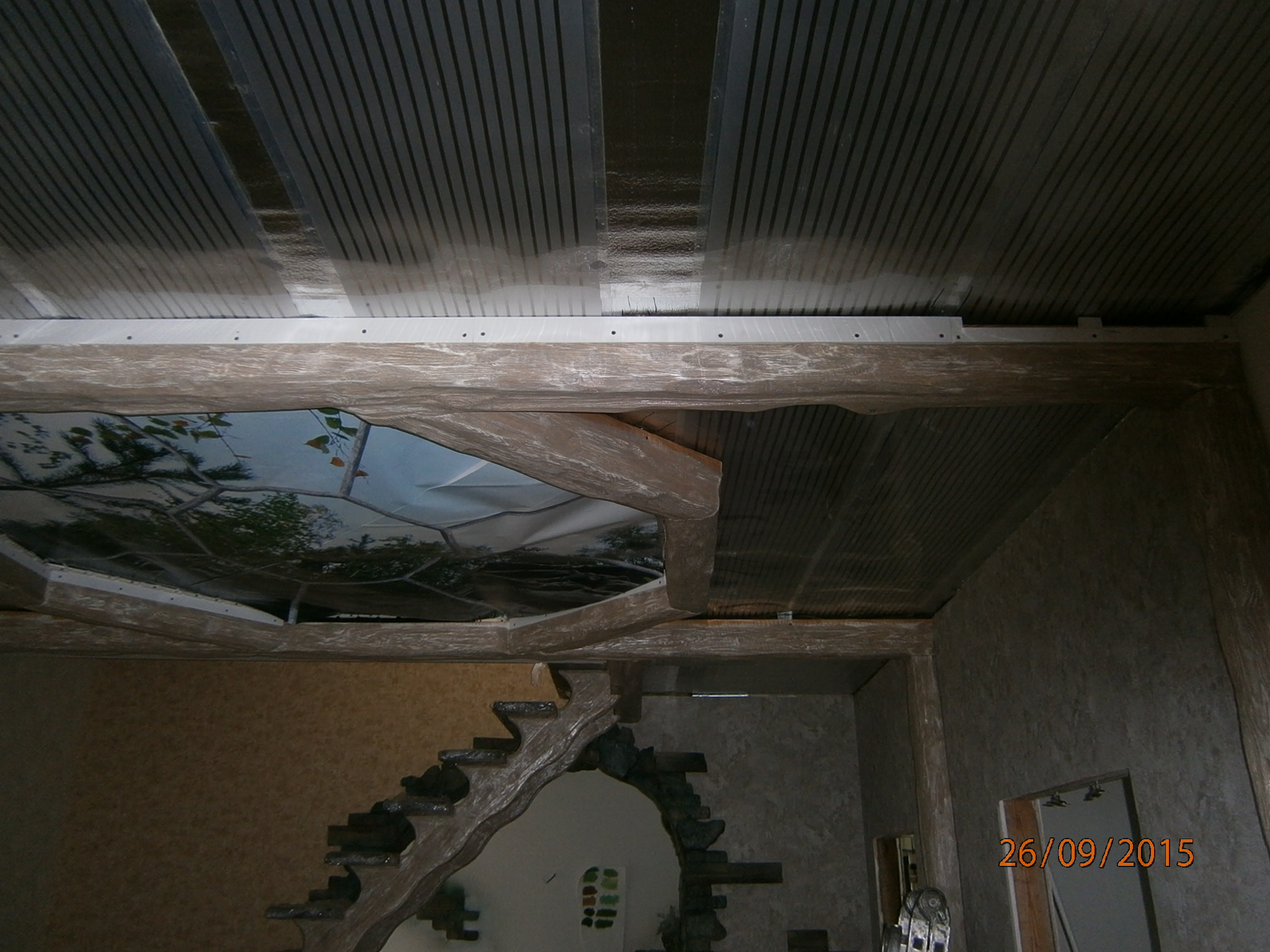Отопление на потолочных ПлЭН