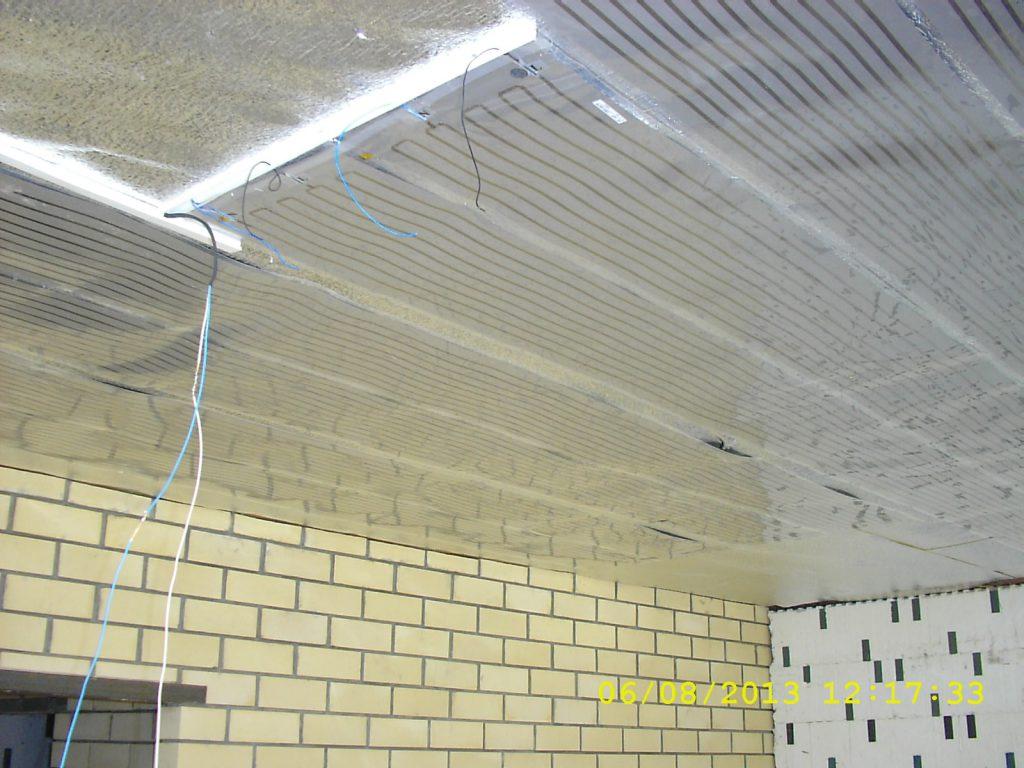 Отопление на ПлЭН. г. Екатеринбург