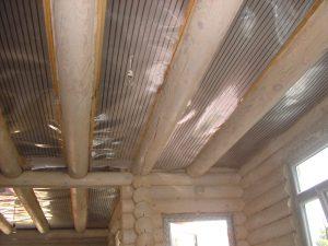 Отопление ПлЭН в деревянном доме
