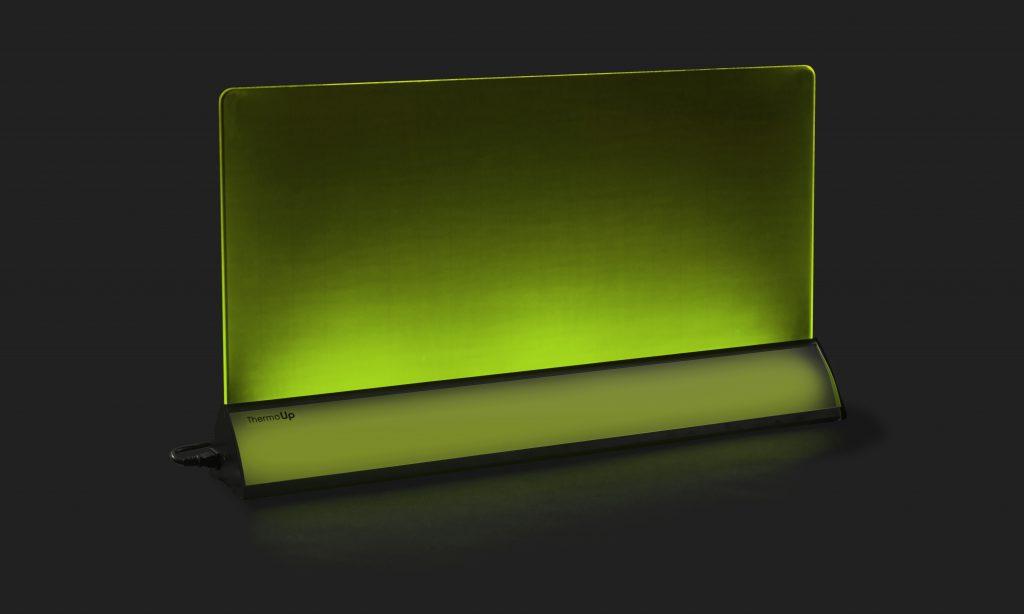 ThermoUp Floor Led желтая подсветка