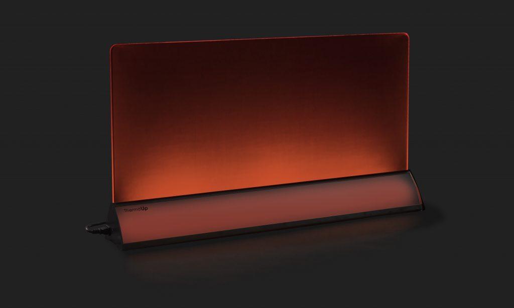 ThermoUp Floor Led красная подсветка