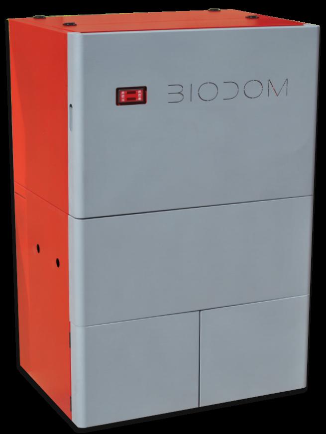 Пеллетный котёл Biodom 33