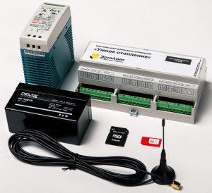 Блок управления отоплением ТР-100